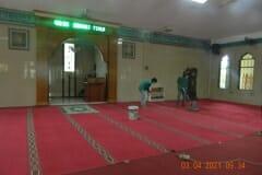 cuci-karpet-masjid-jami-al-istiqomah-april-2021-04