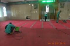 cuci-karpet-masjid-jami-al-istiqomah-april-2021-16