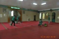 cuci-karpet-masjid-jami-al-istiqomah-april-2021-20
