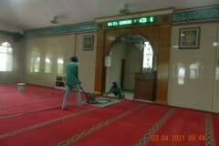 cuci-karpet-masjid-jami-al-istiqomah-april-2021-25