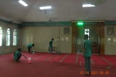 cuci-karpet-masjid-jami-al-istiqomah-april-2021-29
