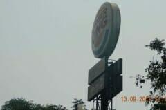 jasa-rope-access-cuci-pole-sign-burger-king-15
