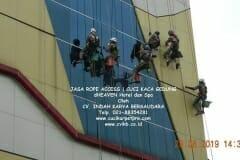 jasa-rope-access-dheaven-hotel-dan-spa-27