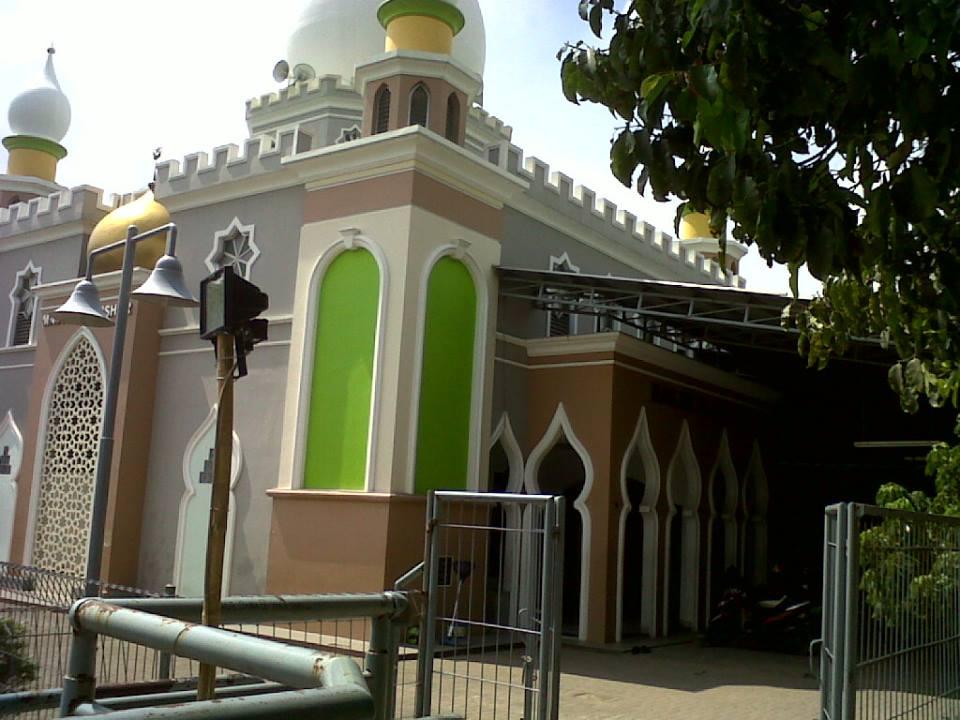 cuci karpet masjid al anshar
