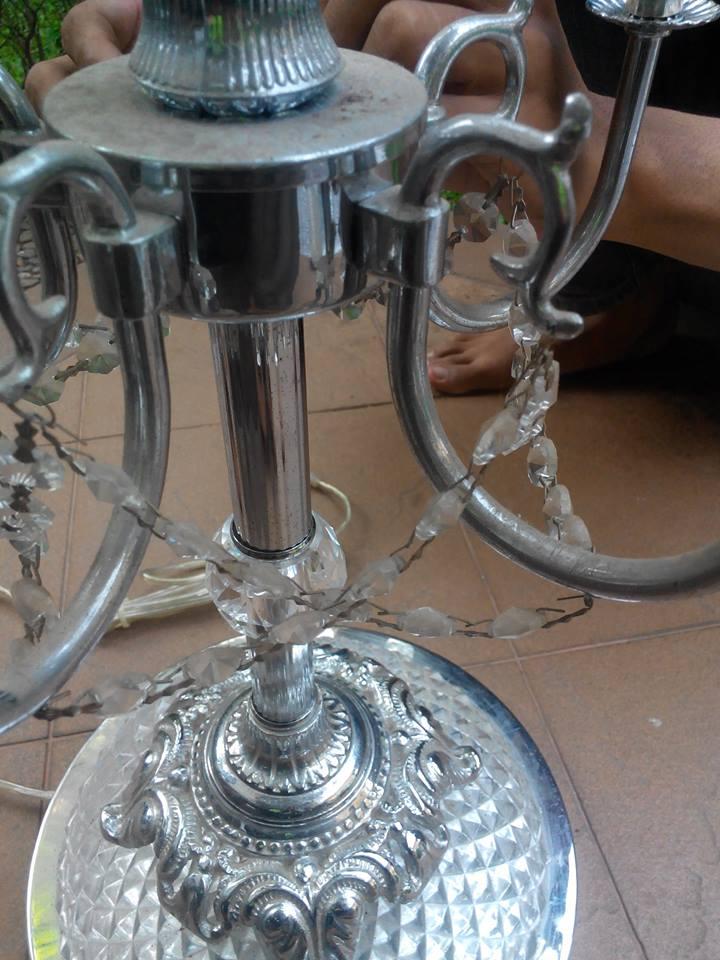 cuci lampu kristal ibu santi-03