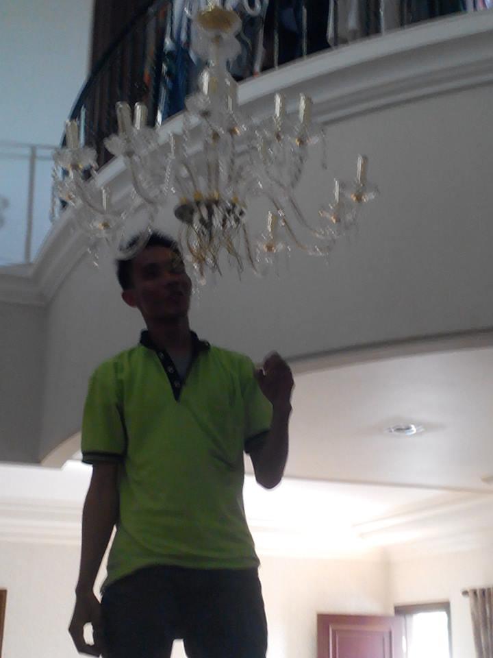 cuci lampu kristal ibu santi-08