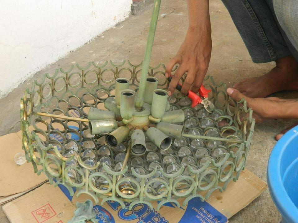 cuci-lampu-kristal-service-lampu-kristal-ibu-rika-06