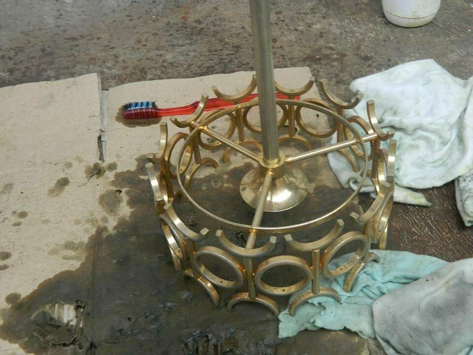 cuci-lampu-kristal-service-lampu-kristal-ibu-rika-09