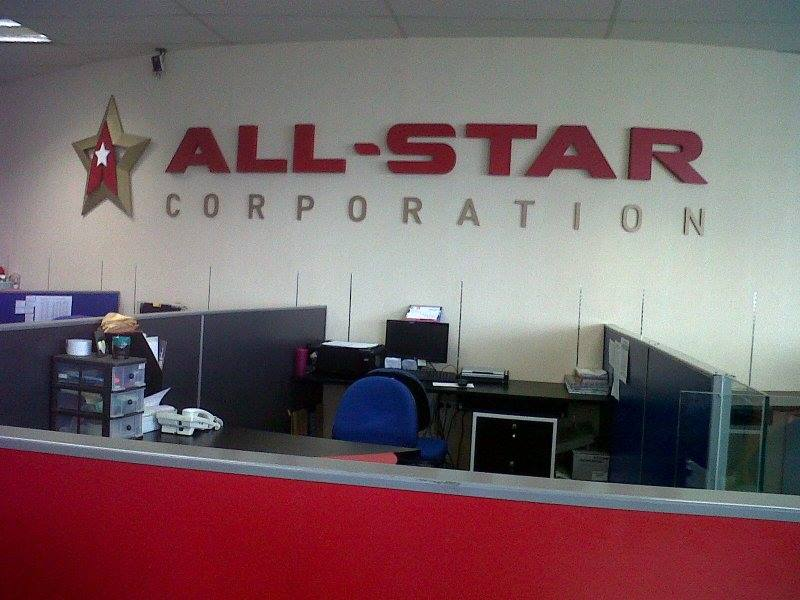 Cuci karpet kantor PT All Star Corporation | Cuci karpet