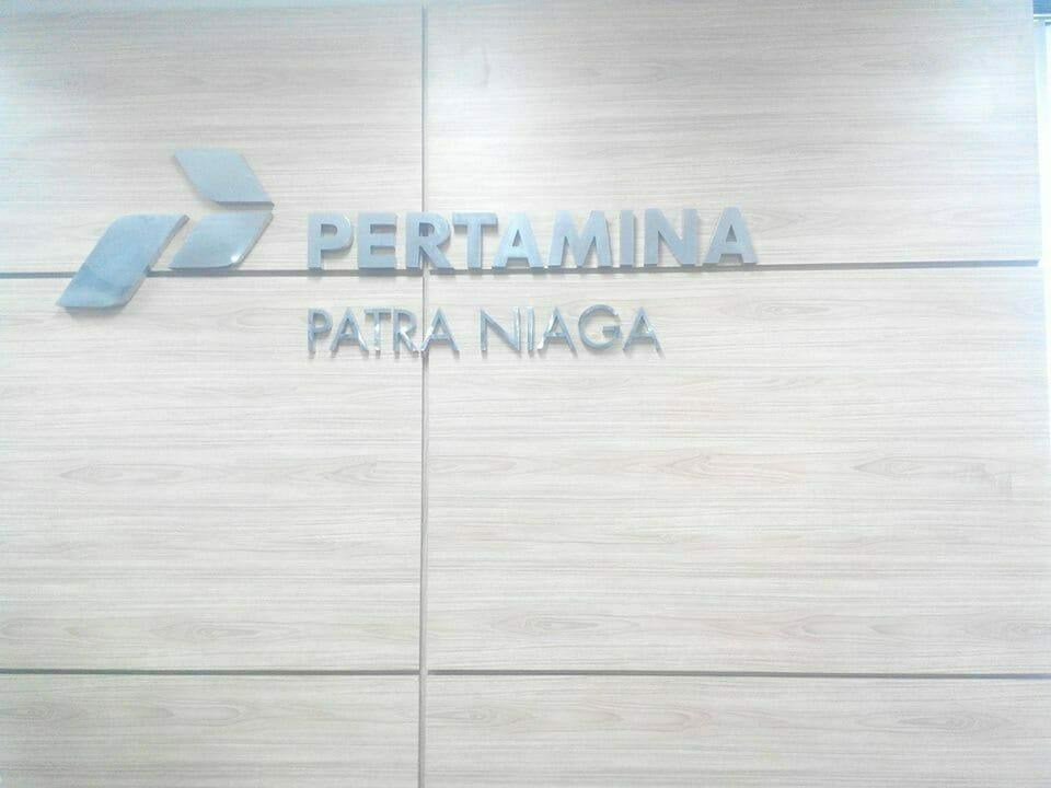 Cuci karpet kantor PT Pertamina Patra Niaga Tahap 1