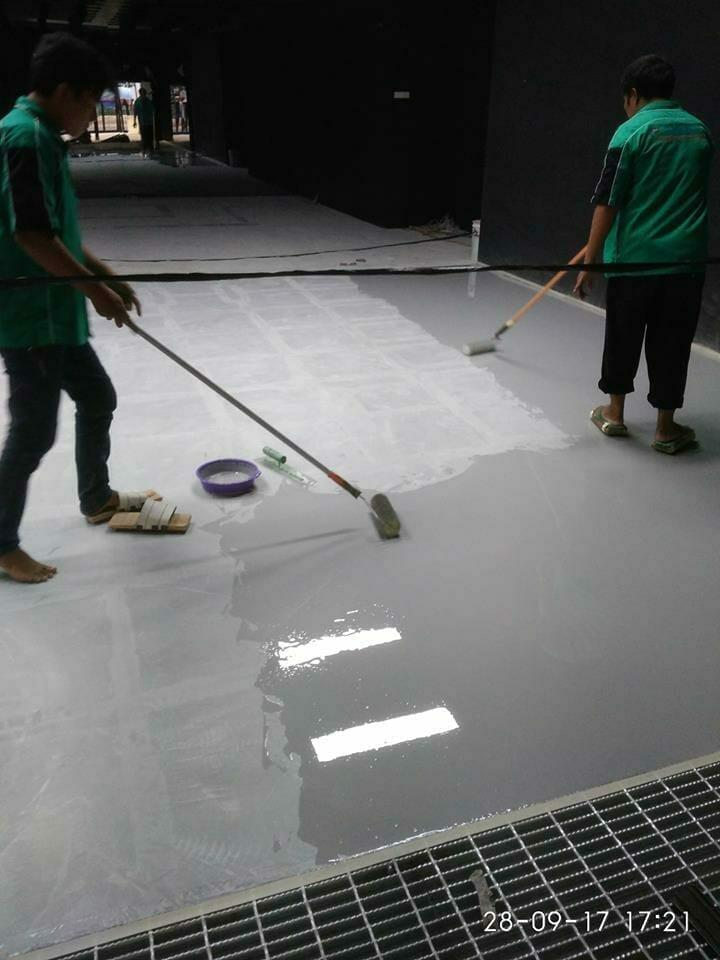 epoxy-lantai-bengkel-di-pluit-permai-10