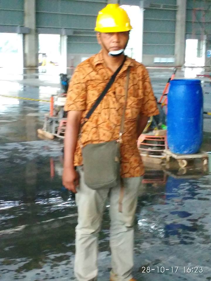 General Cleaning Gudang ARK Logistic | Jasa General Cleaning