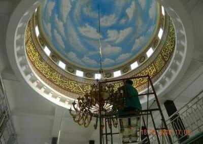 cuci-lampu-kristal-masjid-at-taqwa-24