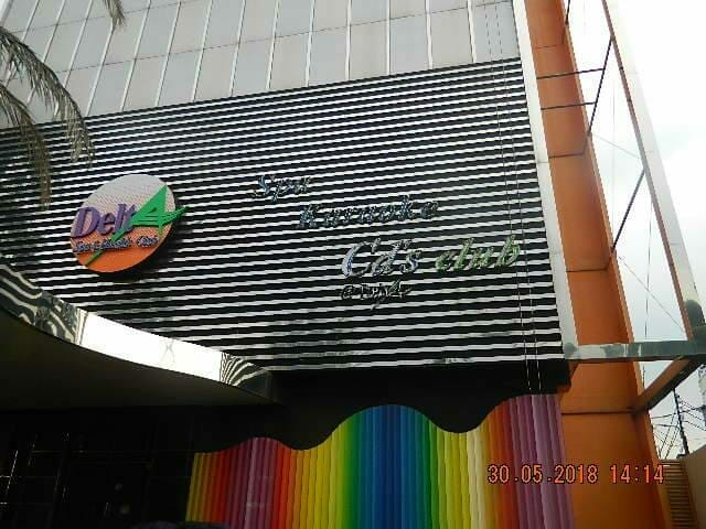 Cuci Kaca Gedung | Cuci ACP Gedung Delta Spa Pondok Indah