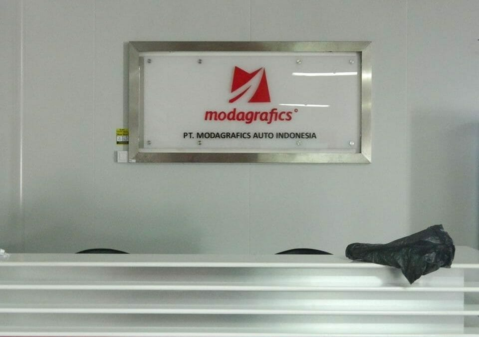 Cuci Karpet Kantor PT Modagrafics Auto Indonesia Cikarang