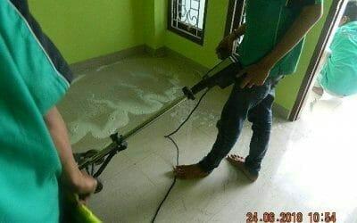 General Cleaning | Cuci Lantai Ibu Fitri Perum Bunga Raya