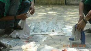 cuci-lampu-kristal-di-lotus-palace-25