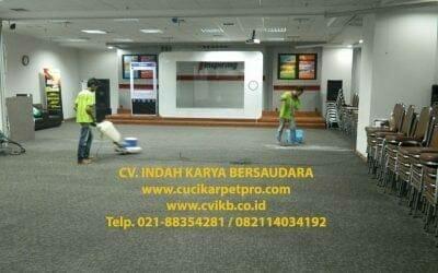 Cuci Karpet Kantor Inspiring Prudential | Jasa Cuci Karpet