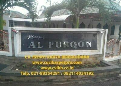 cuci karpet mesjid al-furqon-01