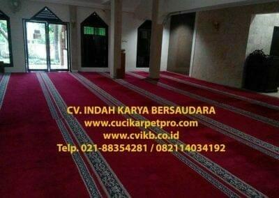 cuci karpet mesjid al-furqon-05
