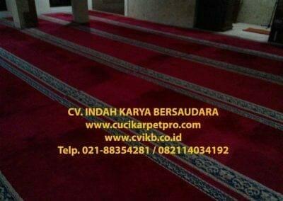 cuci karpet mesjid al-furqon-08