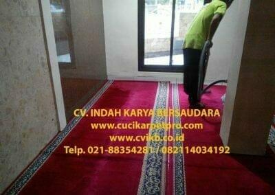 cuci karpet mesjid al-furqon-09