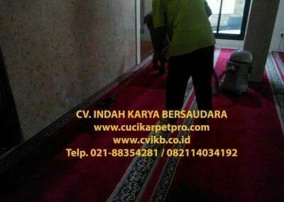 cuci karpet mesjid al-furqon-10