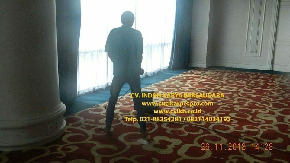 Cuci Karpet Wisma Achilles | Jasa Cuci Karpet Andal