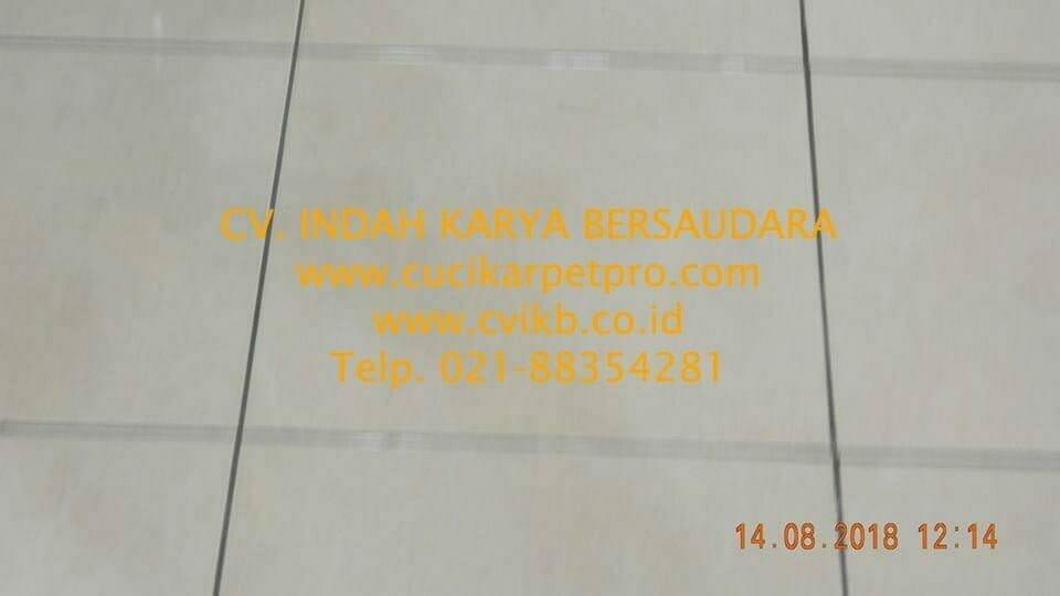 jasa general cleaning cuci lantai gedung dprd bekasi 01