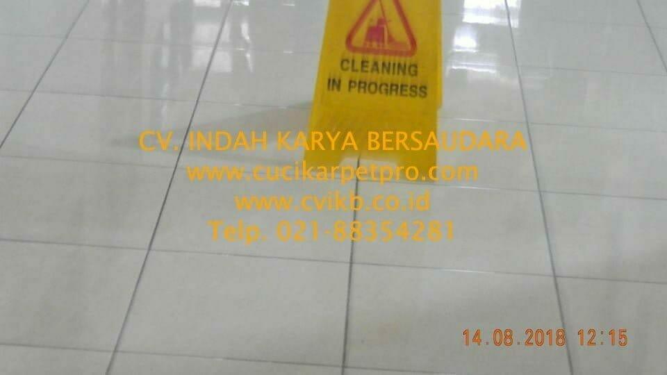 jasa general cleaning cuci lantai gedung dprd bekasi 08