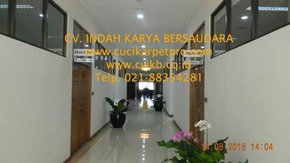 jasa general cleaning cuci lantai gedung dprd bekasi 18