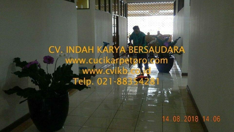 jasa general cleaning cuci lantai gedung dprd bekasi 22