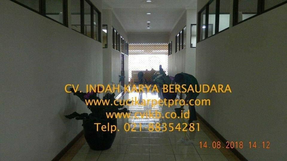 jasa general cleaning cuci lantai gedung dprd bekasi 23