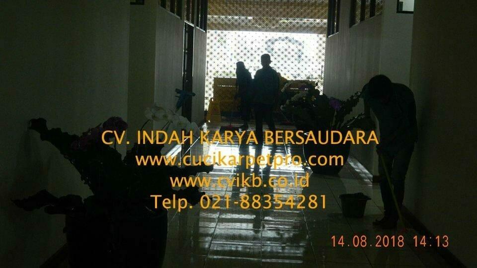 jasa general cleaning cuci lantai gedung dprd bekasi 24