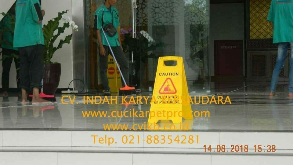 jasa general cleaning cuci lantai gedung dprd bekasi 28