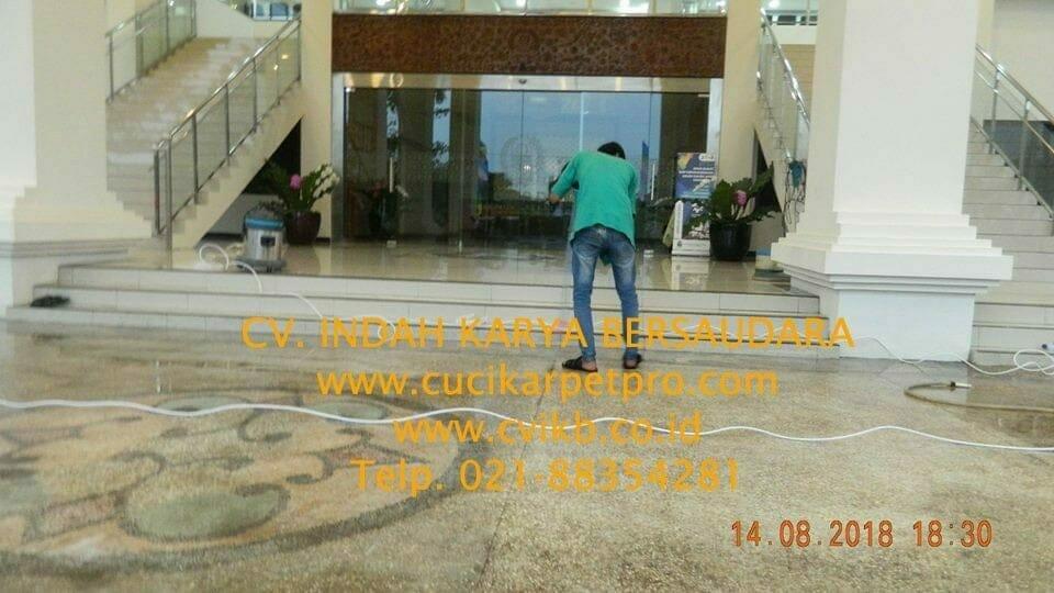 jasa general cleaning cuci lantai gedung dprd bekasi 31