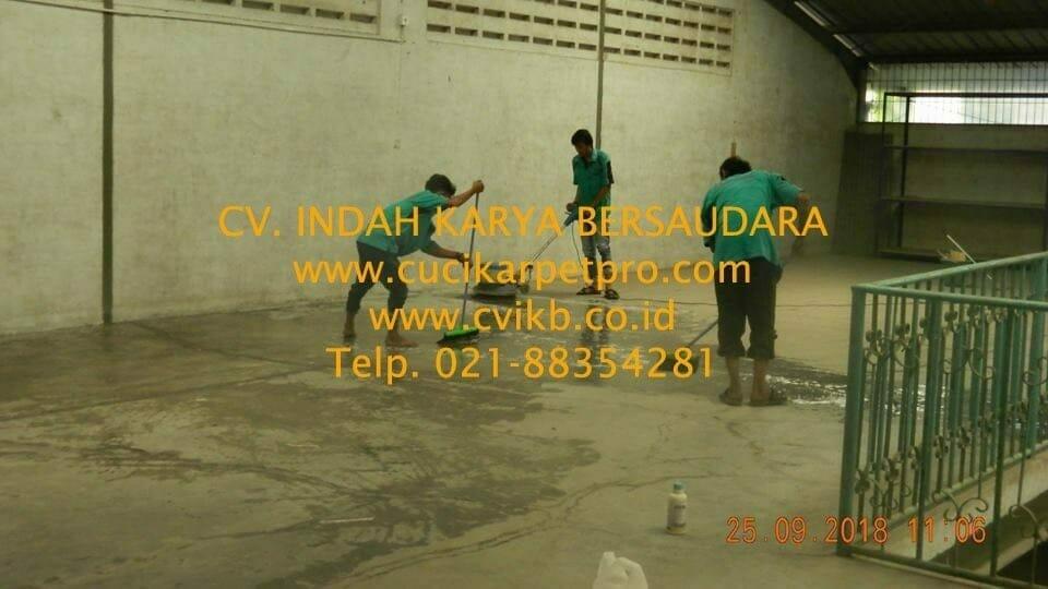 Jasa General Cleaning | Cuci Lantai Garmindo Sukses Mandiri