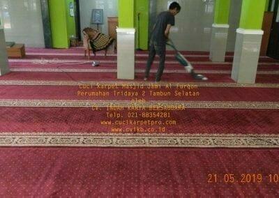 cuci-karpet-masjid-jami-al-furqon-tridaya-2-tambun-10