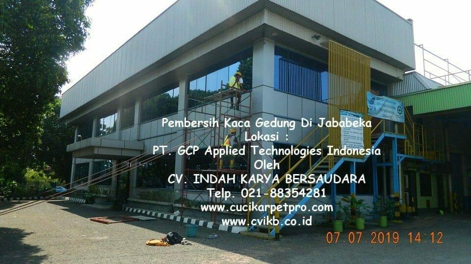 Pembersih Kaca Gedung Di Jababeka