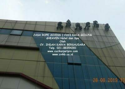 jasa-rope-access-dheaven-hotel-dan-spa-05