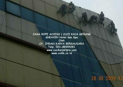jasa-rope-access-dheaven-hotel-dan-spa-08
