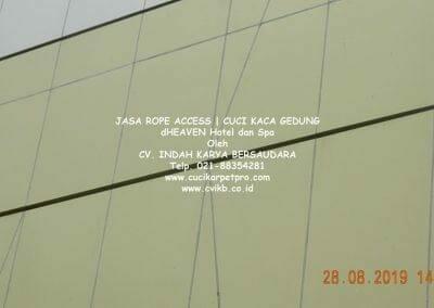 jasa-rope-access-dheaven-hotel-dan-spa-13