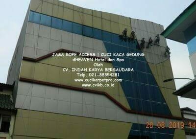 jasa-rope-access-dheaven-hotel-dan-spa-19