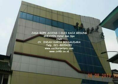 jasa-rope-access-dheaven-hotel-dan-spa-20