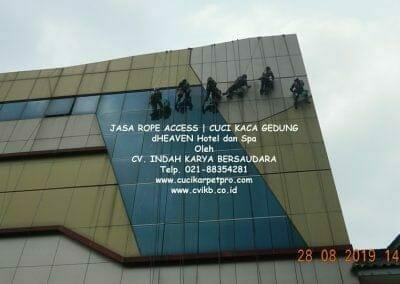 jasa-rope-access-dheaven-hotel-dan-spa-21