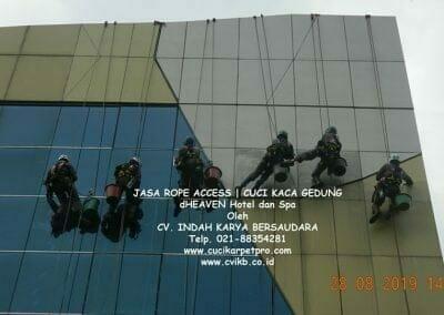 jasa-rope-access-dheaven-hotel-dan-spa-23
