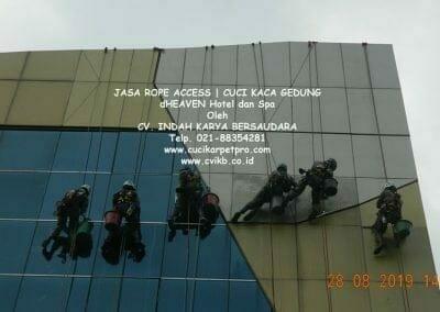 jasa-rope-access-dheaven-hotel-dan-spa-24