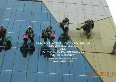 jasa-rope-access-dheaven-hotel-dan-spa-25