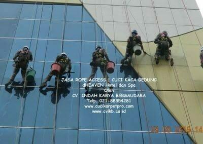 jasa-rope-access-dheaven-hotel-dan-spa-26