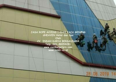 jasa-rope-access-dheaven-hotel-dan-spa-30